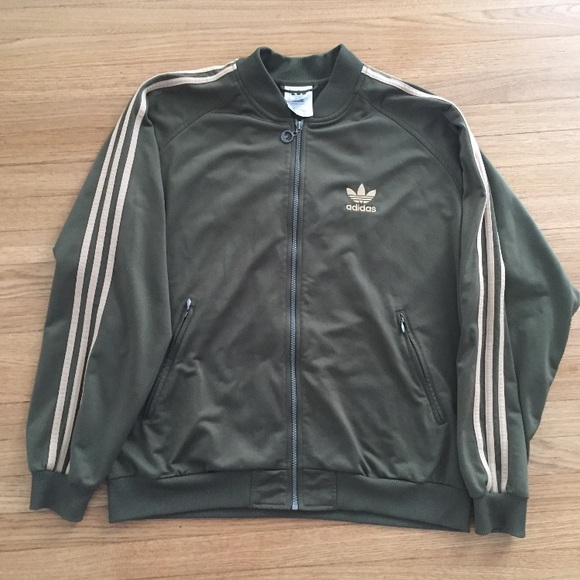 c24caf623b25 adidas Other - Adidas Track Jacket Army Green Size Med Men s